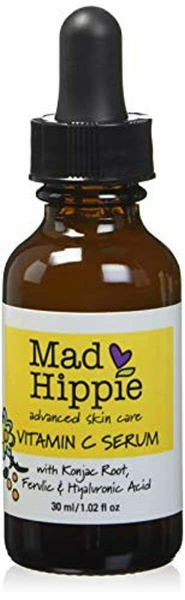 Mad Hippie Vitamin C Serum, 1.02 Fl Oz EXP 2022 1