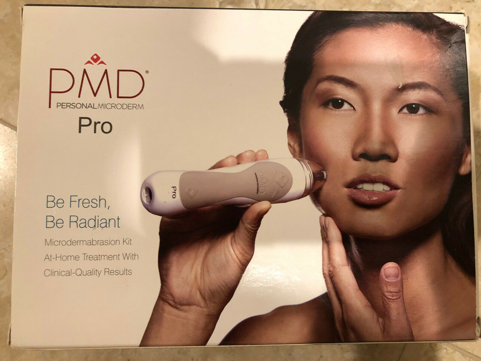 PMD Personal Microderm Pro Complete Skin Care System With 12 Tips 1