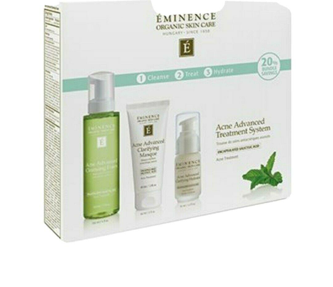 Eminence Organic Skin Care, Advanced Acne Collection, Half Price 1
