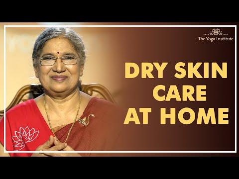 Simple home remedies for dry skin | Dr. Hansaji Yogendra 1