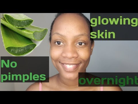 How to get a glowing skin overnight using home remedies 1