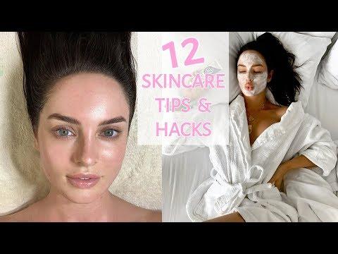 Skincare Tips, Tricks & Hacks: Improve your Routine! Chloe Morello 1
